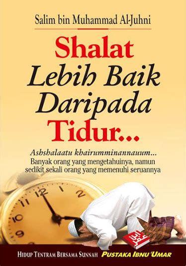 Buku Saku Manajer Soft Cover buku saku shalat lebih baik daripada tidur toko muslim title
