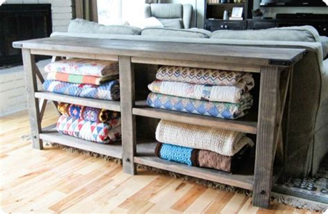 blanket storage ideas that look great for every room in remodelaholic 5 easy ways to store blankets