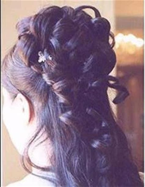 American Wedding Hairstyles Half Up by American Wedding Hairstyles Hairdos Half Up