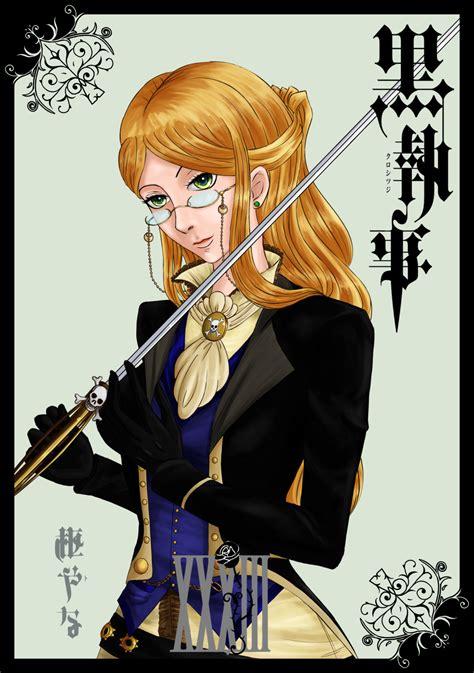 black x black manga kuroshitsuji cover by shenira on deviantart