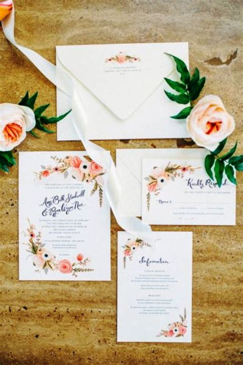 garden wedding invitation ideas 30 garden wedding invitations ideas wohh wedding