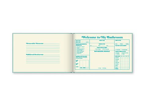 bathroom sign in book bathroom guest book 28 images bathroom guest book