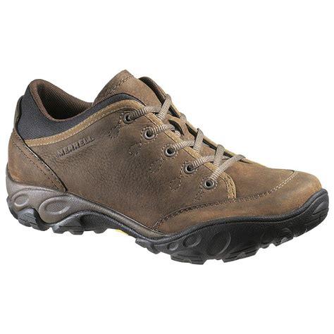 merrell s quartz leather walking shoes sizes 4 8 ebay