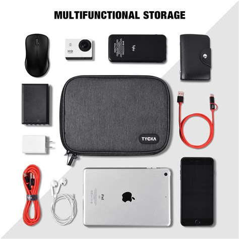 Electronics Accessories Portable Original Tas Kabel Usb Hdd electronic accessories organizer bag travel kabel usb charger portable tk306 4894663168254 ebay
