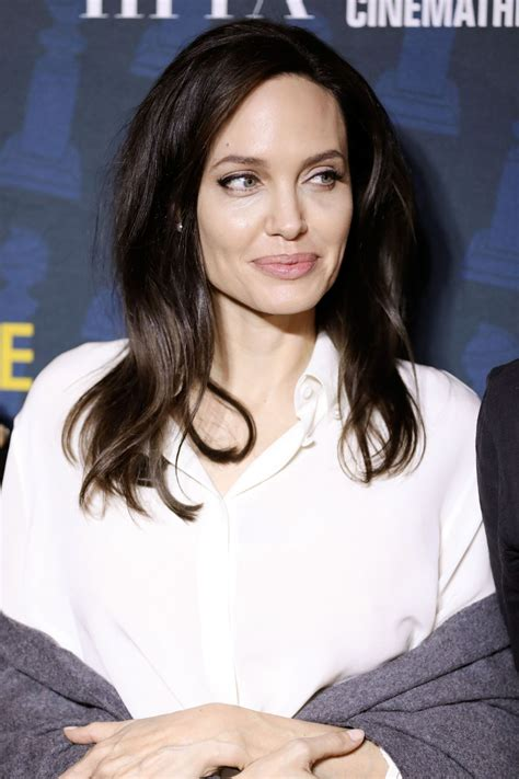 angelina jolie angelina jolie at golden globe foreign language nominees