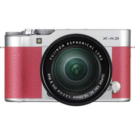 Fujifilm X A3 Kit 16 50mm Limited fujifilm xa3 kit xc 16 50mm f 3 5 5 6 ois ii pink