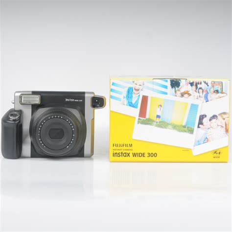 fujifilm instant price fujifilm instax wide 300 instant with 1 pack