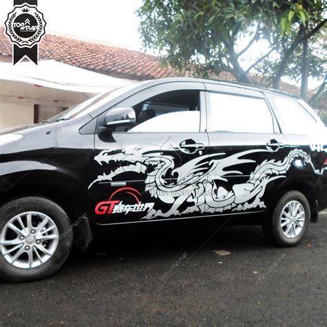 Stiker Sticker Striping Toyota Kijang Grand stiker tribal studio design gallery best design