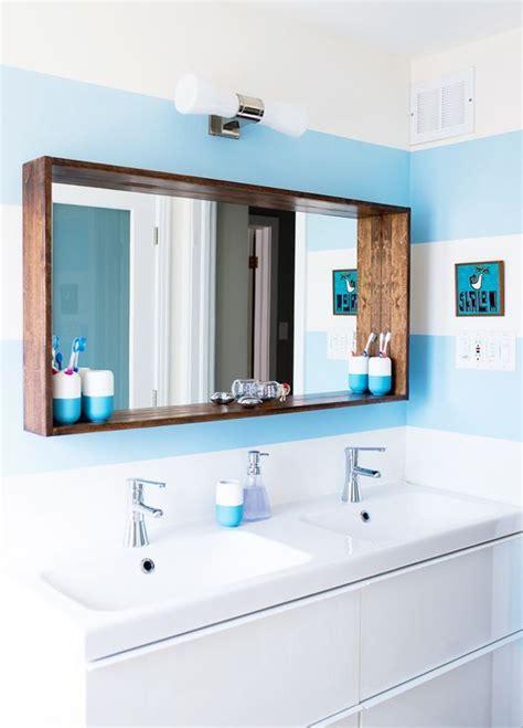 Bathroom Mirror Ideas Diy by 17 Diy Vanity Mirror Ideas To Make Your Room More