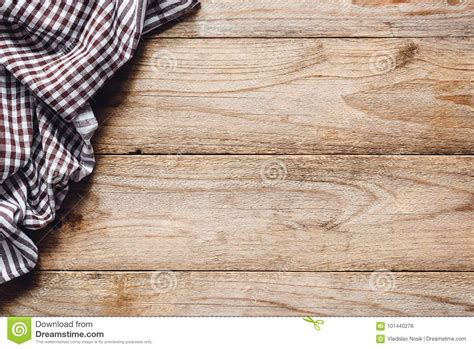 wooden table background  textile food background
