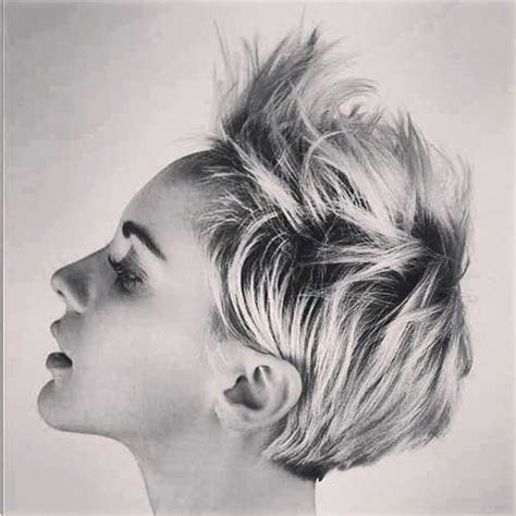 side and front view short pixie haircuts best short pixie haircut 2012 2013 short hairstyles 2017