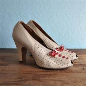 vintage shoes vintage s shoes fashion 1940s org the 1940 s