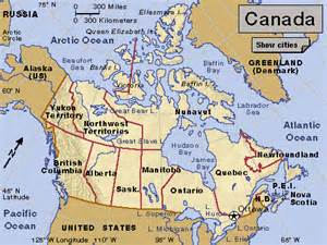 border of canada and usa map border of canada and usa map my