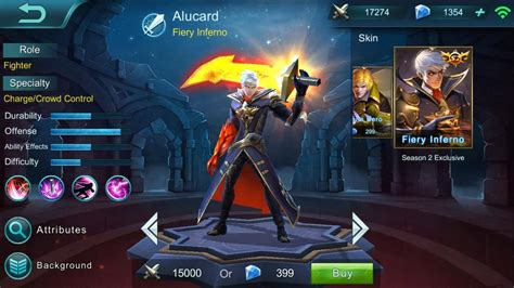 Kaos Mobile Legend Of Allucard Skin psa season 2 skin reward is alucard mobilelegends