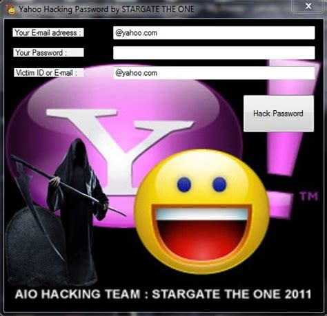 yahoo email password hack in seconds anonymous hacker com yahoo hacking password multitoolsv1 0 0