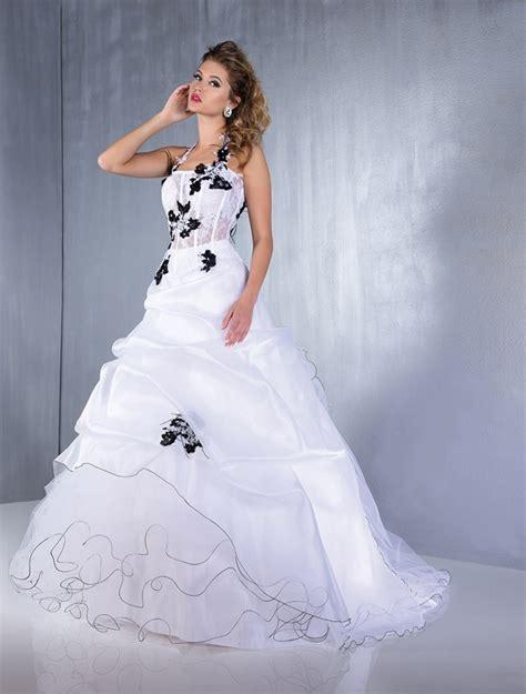 Robe De Mariée Noir Et Blanc Pronuptia - aurye mariages collection 2015 mariage