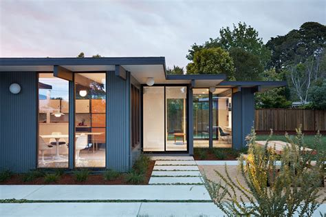 what is an eichler home klopf architecture gave this eichler house an extension