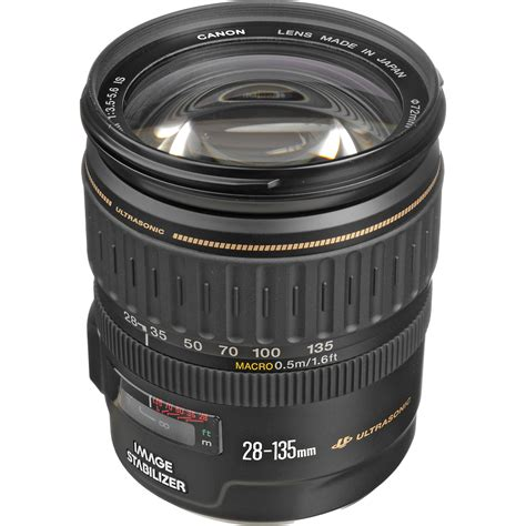 Canon Lens Mug Zoom Ef S 28 135mm Esf Termos B292 Kembang Gelas canon ef 28 135mm f 3 5 5 6 is image stabilizer usm ca2813535is
