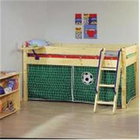 Football Mid Sleeper by Football Boys Football Bedroom Football