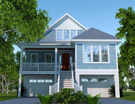 coastal home plans abigail s cottage coastal home plans