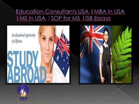 Mba Opportunity In Usa by Sop For Mba In Usa