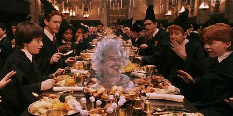 Eats Chow Like Harry Potter by Warner Bros Hosting Harry Potter Dinner At