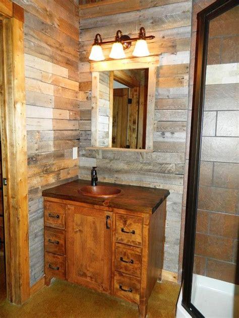 billige badezimmer vanity ideas 17 best ideas about pallet wall bathroom on