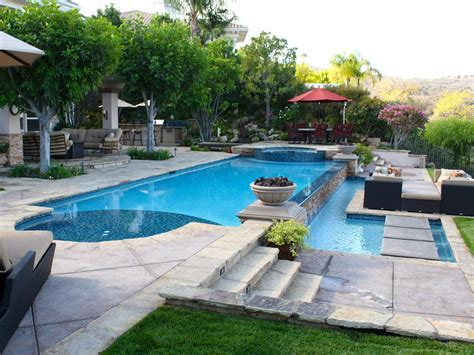 Photos Hgtv Backyard Pool And Patio
