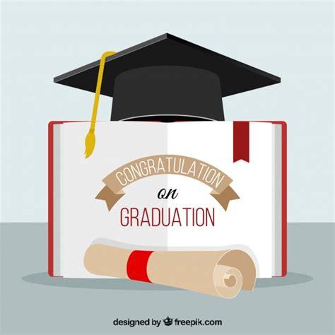 www freepik es plantillas de graduacion fondo de graduaci 243 n con birrete diploma y libro abierto