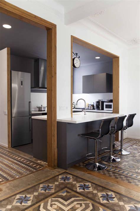 cocina moderno decoracion  atplanreforma muebles de