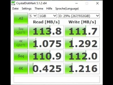 crystal disk bench crystal disk mark 5 benchmark youtube
