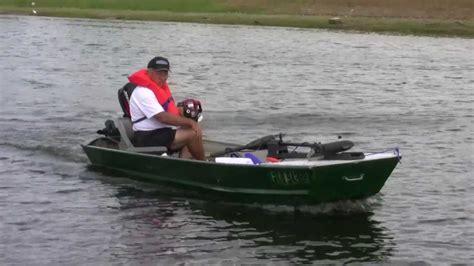 used boats no motor mud motor mania part 2 youtube