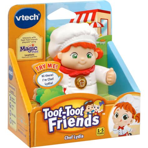 Vtech Toot Toot Garage Cheapest by Vtech Toot Toot Friends Chef Lydia Toys Us Zavvi