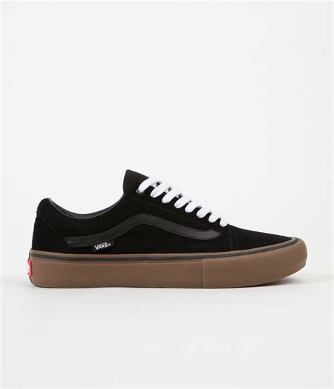 Vans Oldskool Grey Gum vans skool pro shoes black gum gum flatspot