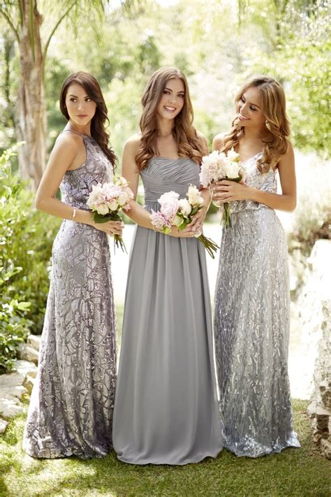 Wedding Dresses Bridesmaids Gowns by 25 Best Ideas About Beaded Bridesmaid Dresses On