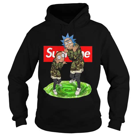 where can i buy supreme where to buy supreme rick and morty hoodie