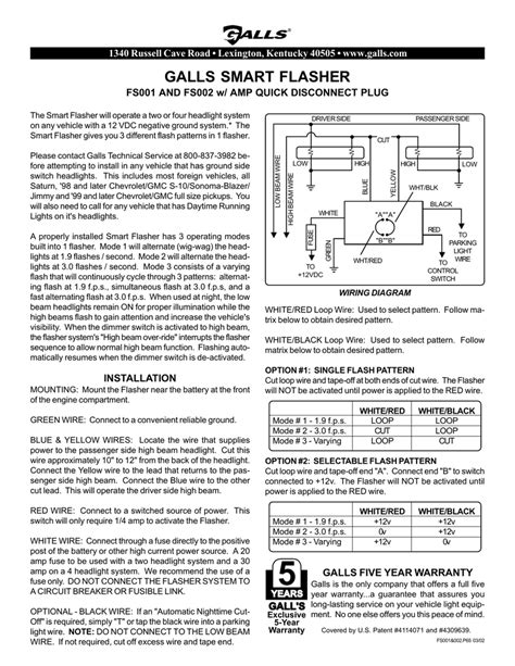 wig wag flasher relay wiring diagrams wig wag wiring
