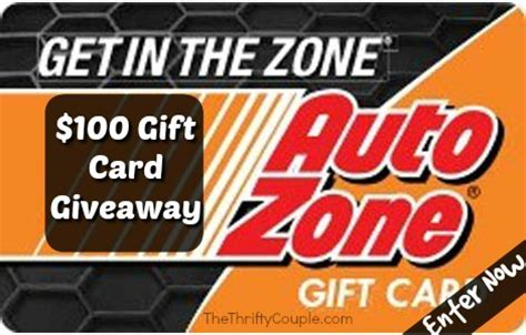 Autozone Gift Card - what we have learned about road trips that save us headaches and money