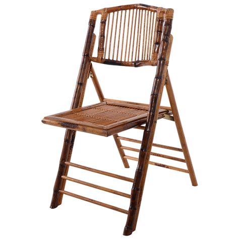 bamboo table and 4 chairs set foldable outdoor indoor set of 2 bamboo folding chairs patio garden wedding party