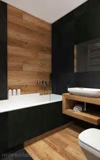 salle de bain sol noir mur gris peinture faience salle