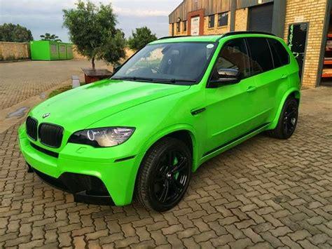 green bmw x5 zero 2 turbo