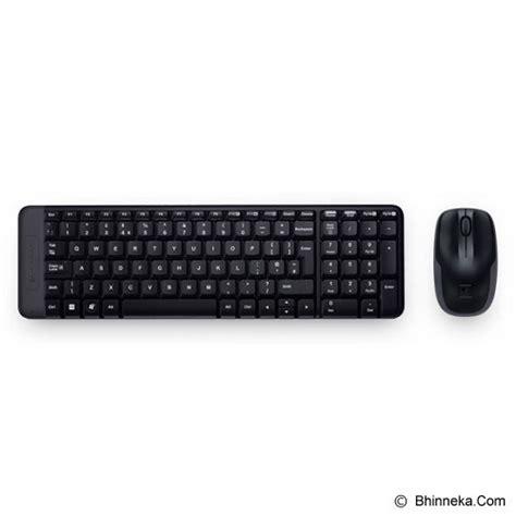 Keyboard Mouse Logitech Mk 220 Wirelles Garansi 1 Thun Resmi jual logitech wireless combo mk220 920 003235 merchant
