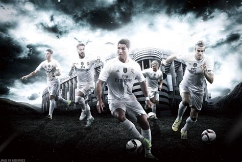 Real A by New Real Madrid Wallpapers 2015 16 Part 2 Hd Football