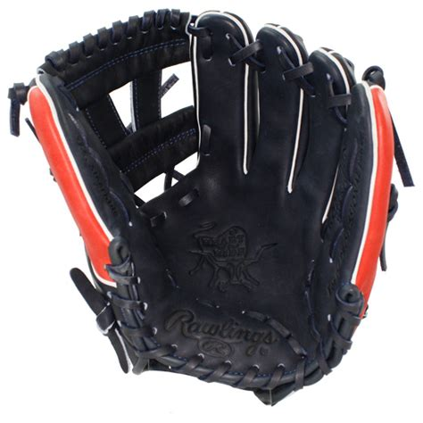 Handmade Baseball Gloves - rawlings of the hide custom baseball glove 11 25