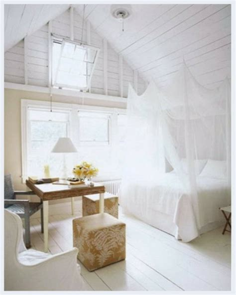 schlafzimmer weiß holz dekor schlafzimmer himmelbett