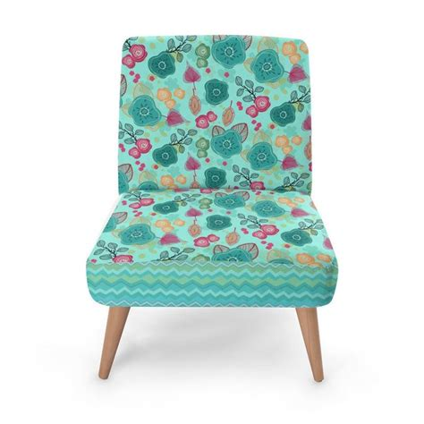 cute pattern chairs personalised furniture design your own occasional chairs uk