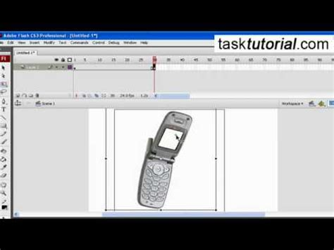 tutorial flash for beginner flash image animation tutorial for beginners youtube