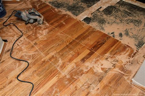 removing linoleum flooring from wood image mag
