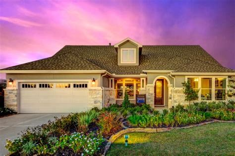 beautiful family homes del webb the woodlands the woodlands tx 55places