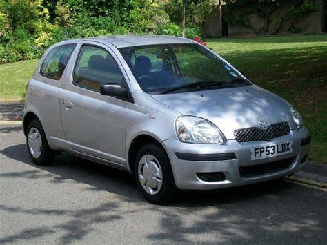 Toyota Yaris Used For Sale Used Toyota Yaris 2003 Petrol 1 0 Vvt I T2 3dr Hatchback